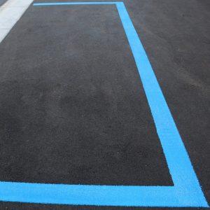 Driveway Line Marking Scotland