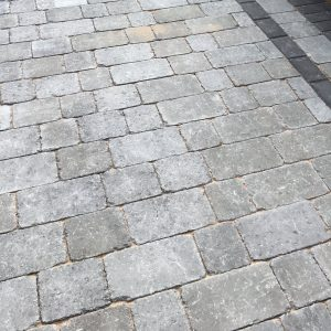 Block Paving Driveway in Workington