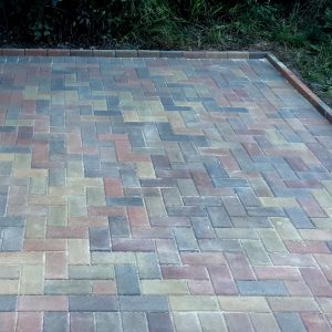 Block Paving Driveways company Edinburgh