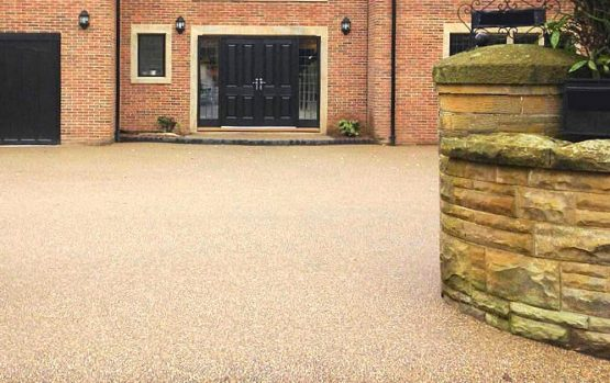Resin Bound Driveways Edinburgh