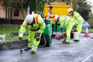 Pothole Repairs Stirling