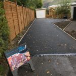 Tarmac Drive Finished